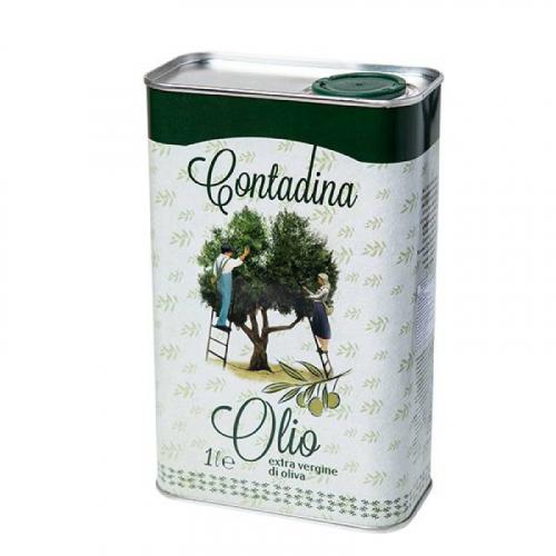 Натуральное оливковое масло Contadina Olio Extra Vergine Di Oliva 1л (Италия) Артикул: 6823