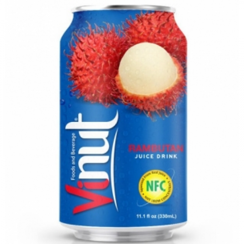 Сок Рамбутана (напиток Vinut) 330 мл Артикул: 7167