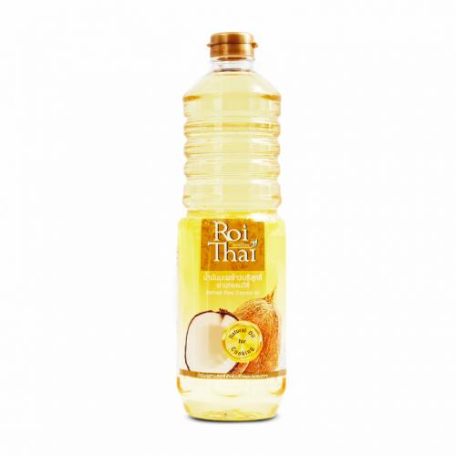 100% рафинированное кокосовое масло 1000 мл Артикул: 7329