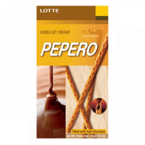 Pepero печенье-соломка с шоколадом внутри 50гр Артикул: 6876
