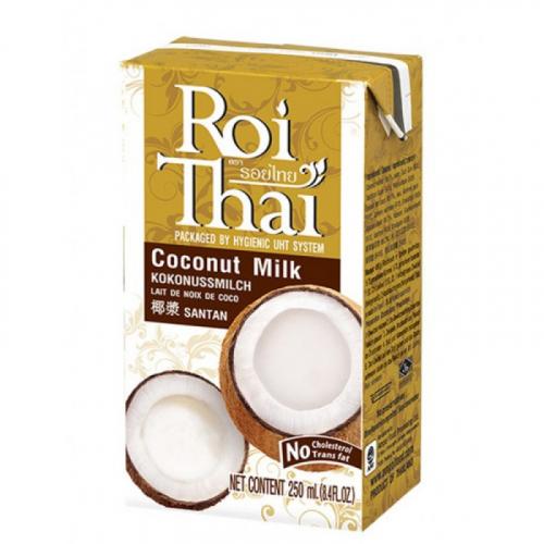 Кокосовое молоко Roi Tai 250 мл Артикул: 7328