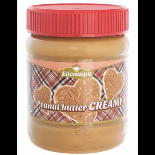 Арахисовая паста Encampa Peanut Butter Creamy 340гр Артикул: 5642