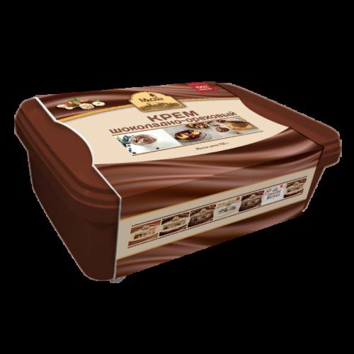Крем шоколадно - ореховый
