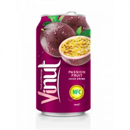 Сок Passion Маракуйя, (Напиток Vinut) 330МЛ Артикул: 6870