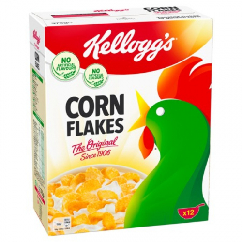 Сухой завтрак Kellogg`s Corn Flakes 375гр SALE Артикул: 5646