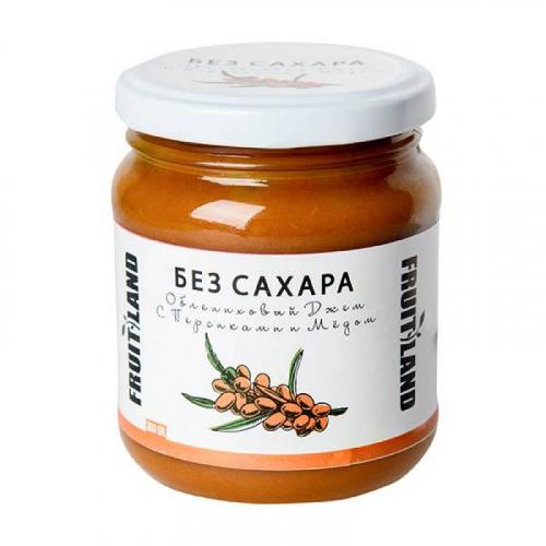 Джем облепиховый с персиками и медом без сахара (Армения) 300 гр Артикул: 7016