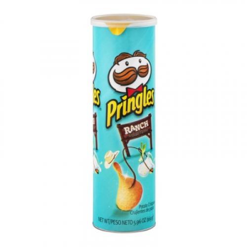Pringles Ранч 158 гр Артикул: 7172