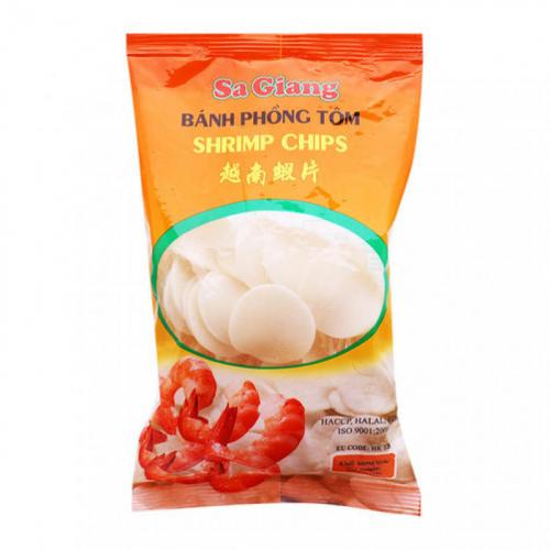 Креветочные чипсы Sa Giang 200гр Вьетнам Артикул: 6844