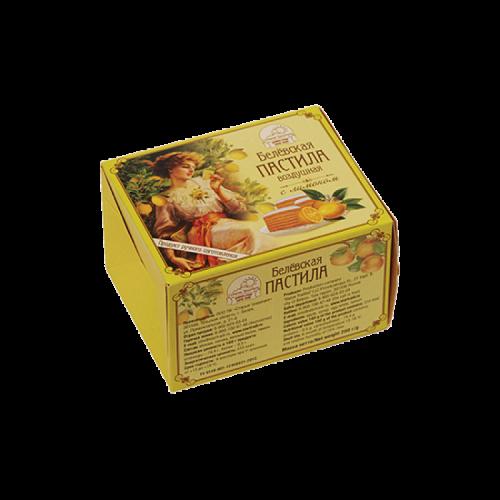 Белевская пастила воздушная с лимоном 200 гр Артикул: 6896