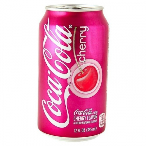 Coca Cola Cherry 355мл Артикул: 5635