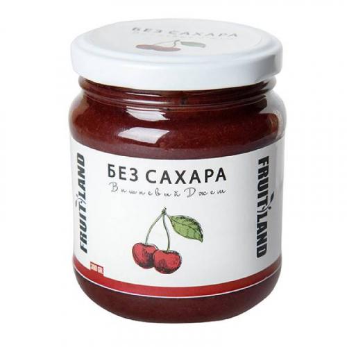 Джем вишневый без сахара (Армения) 300 гр Артикул: 7015