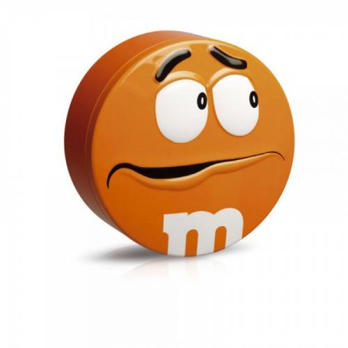 M&M's Candy Tin оранжевый 200 г Артикул: 5262