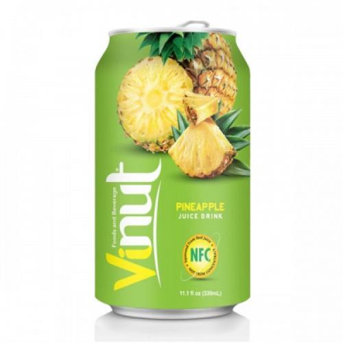 Сок Ананаса (напиток Vinut) 330 мл Артикул: 7166