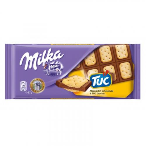 Шоколад Milka Тук 87гр Артикул: 5322