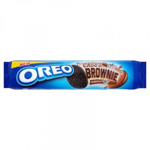 Oreo Choco Brownie 154 г Артикул: 5248