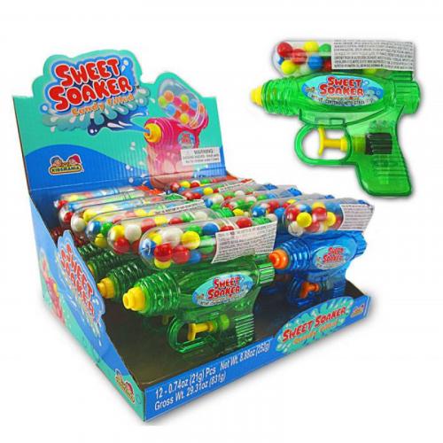 Kidsmania Водяной Пистолет Конфеты 21гр Артикул: 6807