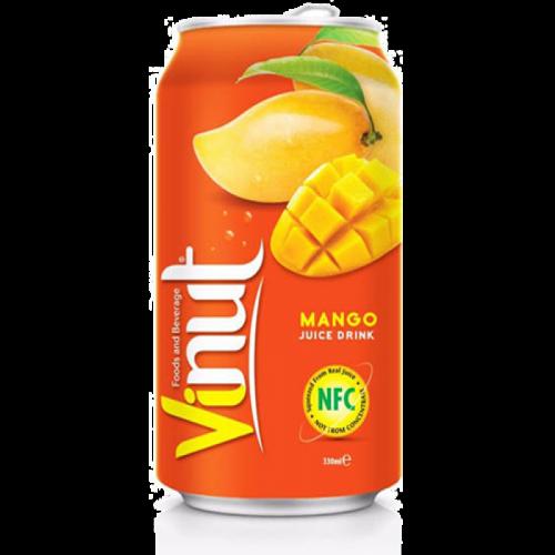Сок Манго (напиток Vinut) 330 мл Артикул: 6832