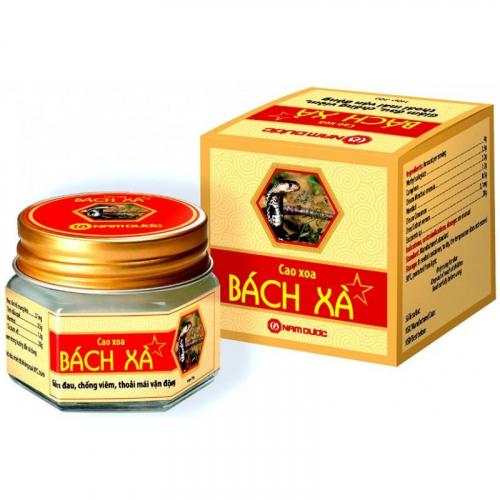Мазь Cao Xoa Bach Xa с ядом кобры 20 гр Артикул: 6859