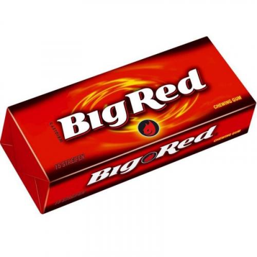 Жевательная резинка Wrigley's Big Red Артикул: 7214