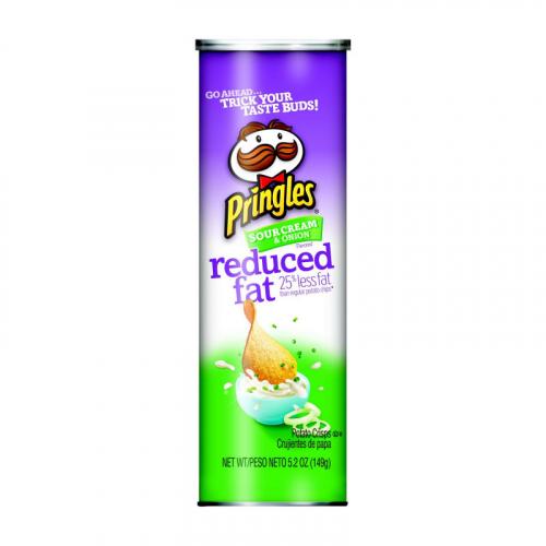 Pringles Сметана и Лук 158 гр Артикул: 7173