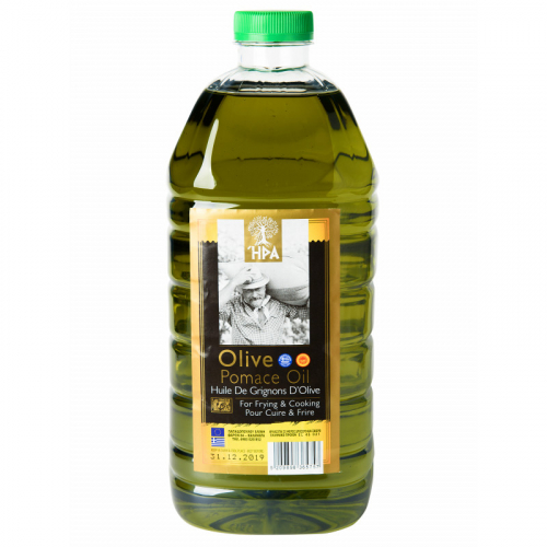 Оливковое масло для жарки HPA Olive Pomace Oil 2л ( Греция) Артикул: 7331
