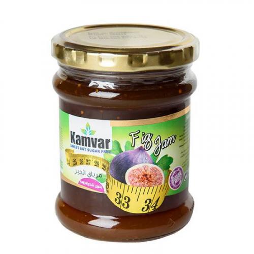 Варенье Без сахара из Инжира 280гр (Иран) Артикул: 7017