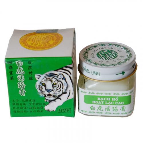 Бальзам Белый Тигр Bach Ho Hoat Lac Cao 20 гр Артикул: 6851