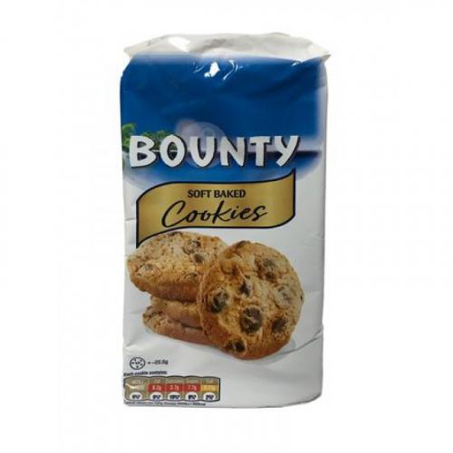 Печенье Bounty Soft Baked Cookies 180 гр Артикул: 5648