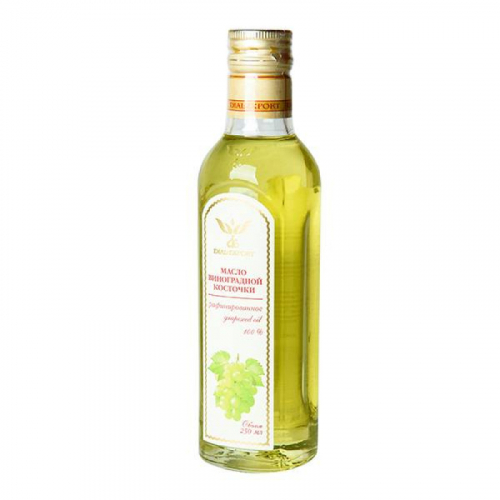 Масло виноградной косточки 250гр Артикул: 5607