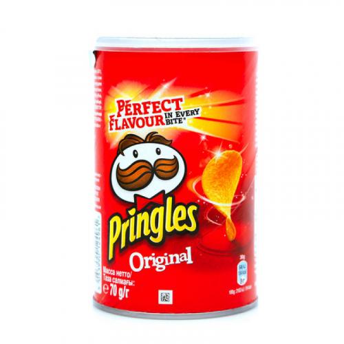 Pringles Original 70 гр Артикул: 7427