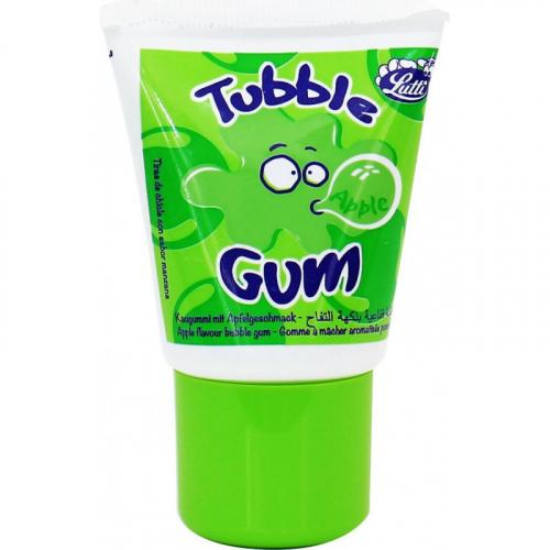 Жидкая жвачка TUBBLE GUM со вкусом яблока 35гр Артикул: 7191