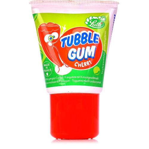 Жидкая жвачка TUBBLE GUM со вкусом черри 35гр Артикул: 7192