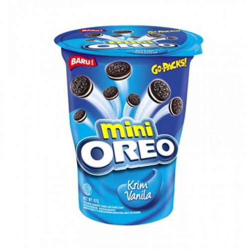 Печенье Орео Mini Original 67 гр стакан Артикул: 5245