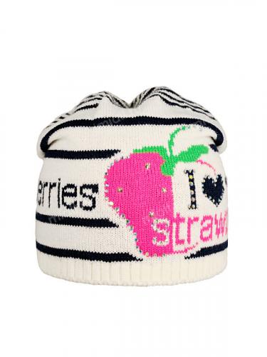 Шапка Strawberries