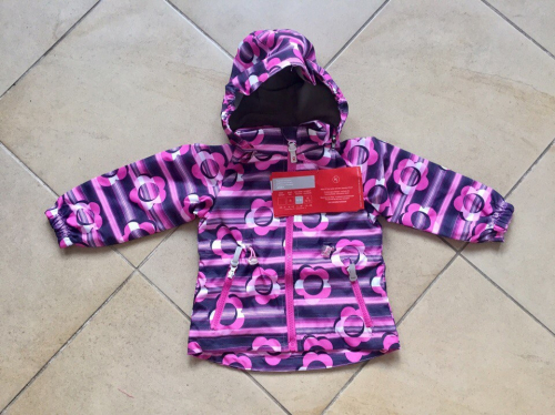 Демисезонная мембранная куртка цвет Tender Pink Candies р. 92+