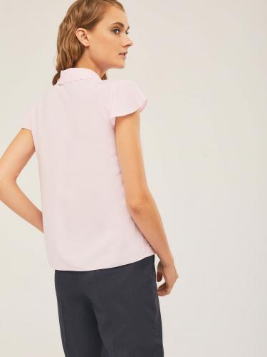 Блуза на пуговицах