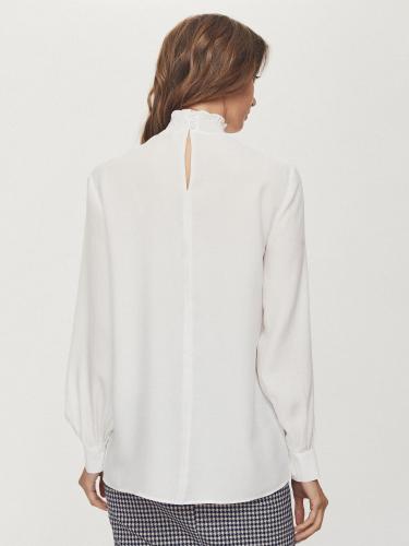 Фактурная блуза