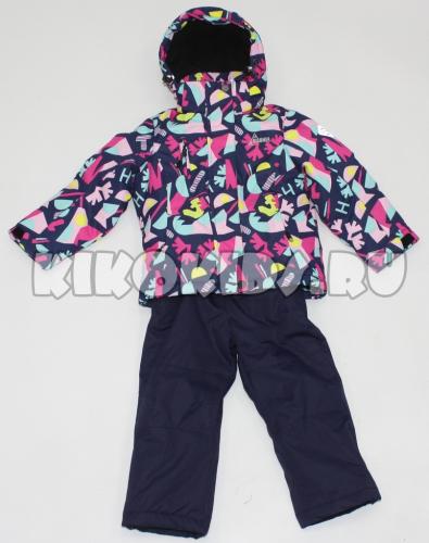 838-1 Горнолыжный костюм для активного отдыха