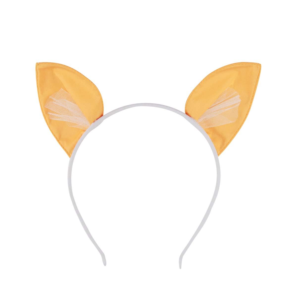 как сделать уши лисы своими руками фото этой породы блеском