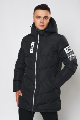 Куртки PEAK черный F584017