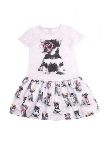 [508562]Платье для девочки ДПК434809н