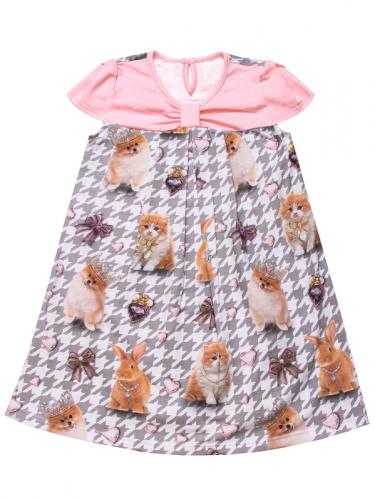 [500483]Платье для девочки ДПК450804ня
