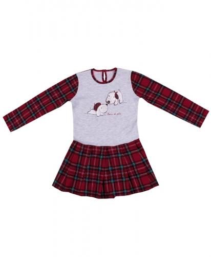 [325422]Платье для девочки ДПД420067н