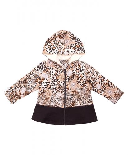 [493383]Куртка для девочки ДДД035258н