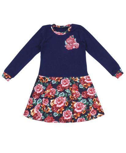 [484714]Платье для девочки ДПД102067н