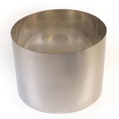 Кольцо для выпечки d=22 см, h=12 см