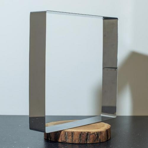 Квадрат для выпечки L=25 см, d=5 см