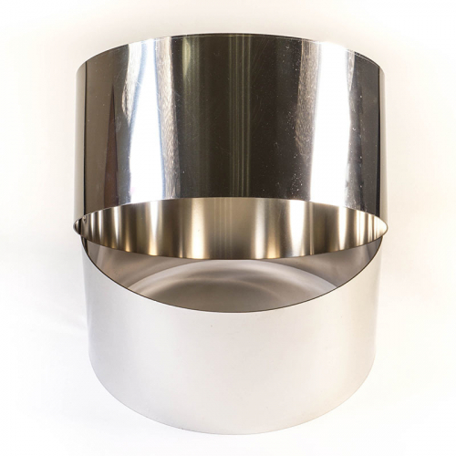 Кольцо для выпечки d=18 см h=8 см