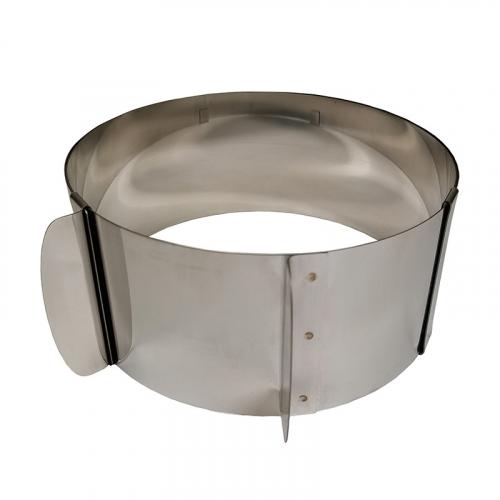 Кольцо раздвижное Профессиональное 16-30 см, высота 8 см