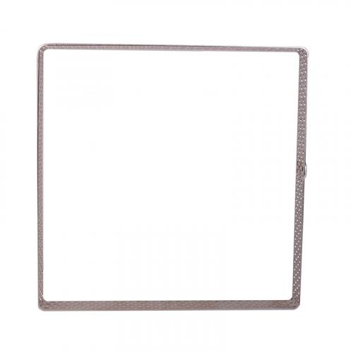 Квадрат для выпечки перфорированный 16*16 см, h=2 см